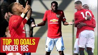 Stories of 19/20 | Top 10 U18 Goals | The Academy | Manchester United