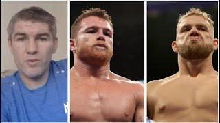 'WE ARE WITNESSING GREATNESS BUT BILLY JOE HAS A CHANCE!' - LIAM SMITH BREAKS-DOWN BILLY JOE/CANELO