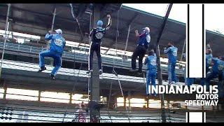 Final Laps: Harvick holds off Kenseth for third Brickyard win | NASCAR