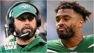 Jets' Jamal Adams says Adam Gase isn't the 'right leader' for the organization | First Take