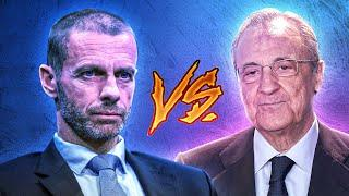 Why The ESL Would Have DESTROYED UEFA!   Explained