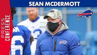 "Sean McDermott: ""Play Our Best Football"" 