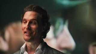 """""""25 Years in 25 Seconds"""" featuring Matthew McConaughey"""
