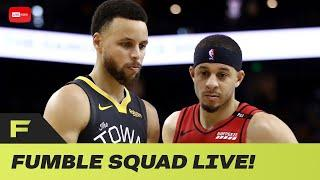Seth Curry Says He NEVER Wants To Play With Steph Curry AGAIN! The Fumble Live!