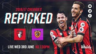 AFC Bournemouth 6-1 Hull City | Full Match | Premier League | Cherries Repicked