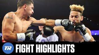 Look Back at Ramirez vs Gonzales 1, Adan Gonzales upset Robeisy Ramirez | Rematch Thursday on ESPN
