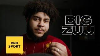 Big Zuu's incredible freestyle for Premier League champions Liverpool