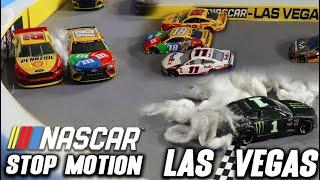 Stop Motion: Hometown hero, Kurt Busch finally gets one at Vegas  | NASCAR