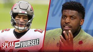 Brady's deal puts the Bucs in the driver's seat for another title — Acho | NFL | SPEAK FOR YOURSELF