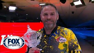 Tom Daugherty wins the Guaranteed Rate PBA World Championship | FOX SPORTS