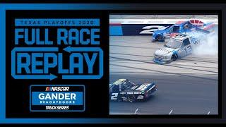 SpeedyCash.com 400 from Texas Motor Speedway | NASCAR Truck Series Full Race Replay