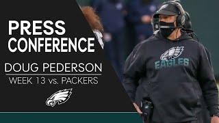Doug Pederson Discusses the Loss to the Packers | Eagles Press Conference