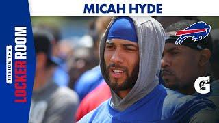 """Micah Hyde: """"Everything is Handled with Respect and Trust""""   Buffalo Bills"""