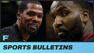 "Kevin Durant Calls Kendrick Perkins a ""Sell Out"" Over Kyrie Irving Comments"