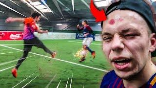 EXTREME 1 VS 1 FUßBALL CHALLENGE ! *VOLLES RISIKO*
