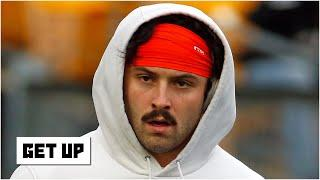 Is Baker Mayfield the worst QB in the AFC North? | Get Up