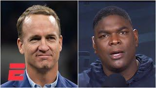 Keyshawn disputes the Peyton Manning/Jets story and says he'd still stick with Sam Darnold | KJZ
