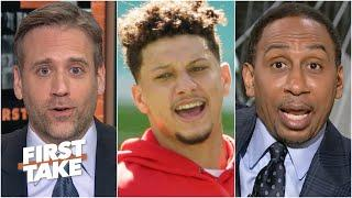 What's at stake for Patrick Mahomes in the AFC Championship Game [Part 2] | First Take