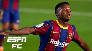 La Liga recap: Barcelona BLOW OUT Villarreal, but Ronald Koeman still has work to do | ESPN FC