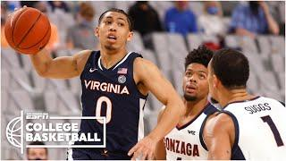 No. 1 Gonzaga Bulldogs vs. No. 16 Virginia Cavaliers [HIGHLIGHTS] | ESPN College Basketball