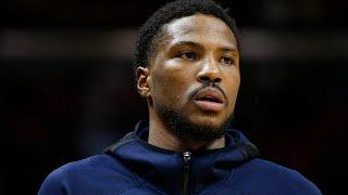 Malik Beasley Suspended 12 Games For Pulling Gun On Family Before Leaving His Wife For Larsa Pippen