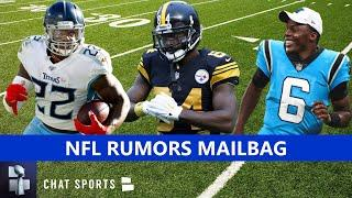 NFL Mailbag: Antonio Brown To 49ers? Teddy Bridgewater, Zeke, Miles Sanders & NFL Trade Rumors