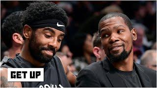 It wouldn't make sense for Kevin Durant to come back without Kyrie Irving - Jay Williams | Get Up