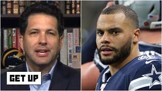 The pressure is on the Cowboys to get a deal done with Dak Prescott - Adam Schefter | Get Up