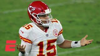 Is Patrick Mahomes now the clear NFL MVP? | KJZ