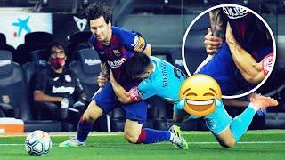 6 ways to stop Leo Messi according to defenders | Oh My Goal