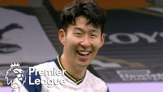 Heung-min Son grabs early Spurs goal against Manchester City | Premier League | NBC Sports