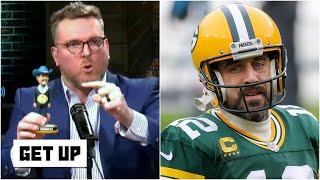'You got Aaron freaking Rodgers!' - Pat McAfee blames Matt LaFleur for the Packers' loss | Get Up