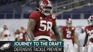 Potential Draft Day Surprises & Defensive Tackle Preview | Journey to the Draft