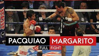 Manny Pacquiao dominates despite CRAZY weight disadvantage against Antonio Margarito | Fight Rewind