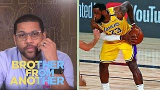 NBA Finals: LeBron James' focus on another level against Heat | Brother From Another | NBC Sports