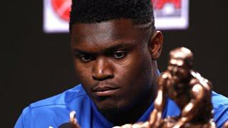 Zion Williamson's Former Manager REVEALS He Received ILLEGAL Gifts & Payments To Play At Duke!