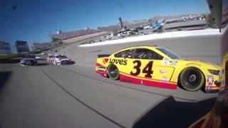 Full Race In-Car: Bubba Wallace at Las Vegas Motor Speedway | NASCAR