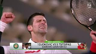 Tennis Channel Live: Martina Navratilova Breaks Down The Men's Semifinal Preview