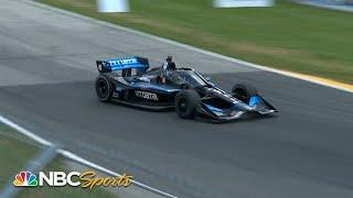 IndyCar: Grand Prix at Road America Race 2 | EXTENDED HIGHLIGHTS | 7/12/20 | Motorsports on NBC