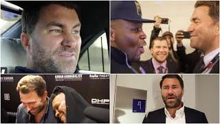 'IT'S F****** DISGUSTING' - EDDIE HEARN EPIC RANTS AFTER JARRELL 'BIG BABY' MILLER FAILED VADA TESTS