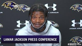 Lamar Jackson: I'm 'Way Better' Than Last Week  | Baltimore Ravens