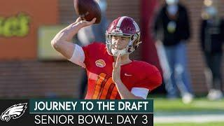 Senior Bowl Day 3 Reactions   Journey to the Draft