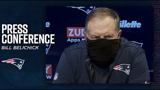 """Bill Belichick: """"We need to find a way to do everything better"""" 