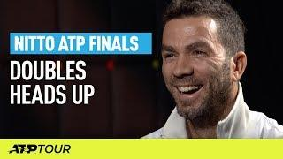 """Doubles """"Heads Up!"""" At The O2 