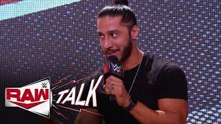 Mustafa Ali on adapting in the ring: Raw Talk, July 20, 2020 (WWE Network Exclusive)