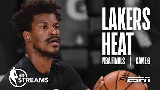 NBA Finals Game 6 Preview | Hoop Streams