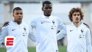 Should France be title favourites ahead of Belgium and England? | Euro 2020