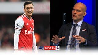 Would Ozil's creativity solve Arsenal's goalscoring problems? | Carragher and Ljungberg on Arsenal
