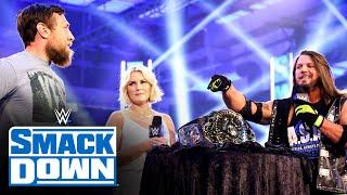 Bryan and Styles come face-to-face before Intercontinental Title clash: SmackDown, June 5, 2020