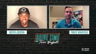 First round pick Austin Jackson catches up with Travis Wingfield | Miami Dolphins